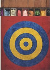 POP ART - JASPER JOHNS - AN ALLEGORY OF PAINTING 1955 - 1965 - Yale University P