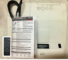 HITACHI CP-AX3505 Ultra Short Throw 3LCD Projector_Lamp Life 1650 Hrs_Used