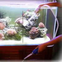 Aquarium Siphon Pump Aquarium Reiniger Wasserwechsel mit Pumpen