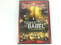 Superbook: Tower of Babel and the Day of Pentecost - Season 3 DVD CBN