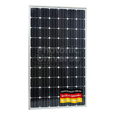 310W solar panel for motorhome, caravan, camper van, boat, off-grid (Germany)