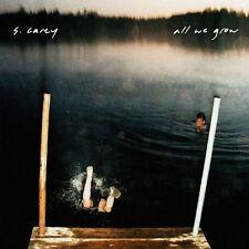 S. Carey - All We Grow [New CD]