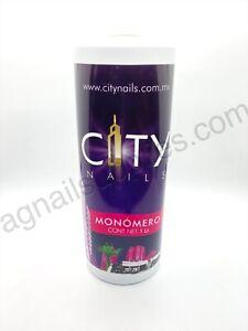 city nails monomer. Low Odor. Fruit Smell. Monomero Bajo Olor. Olor A Fruta