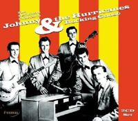 JOHNNY AND THE HURRICANES - ROCKING GOOSE (THE DEFINITIVE COLLECTION) 2 CD NEW!