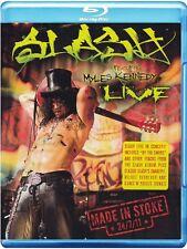 "SLASH ""MADE IN STOKE 24/7/11"" BLU-RAY NEU"