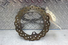 05-06 Kawasaki Zx6r 636 Rear Wheel Brake Rotor Disk