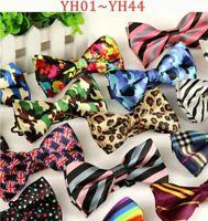 Men  Wild Bowtie Bow Tie Suit Necktie Adjustable Formal Tuxedo Wedding Party Tie