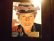 ROLLING STONE MAGAZINE SEPTEMBER 7 2006 THE GENIUS OF BOB DYLAN FALL MUSIC