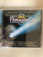 Morricone - Nuovo Cinema Paradiso (Original Motion Picture Soundtrack) Cd, Dgm