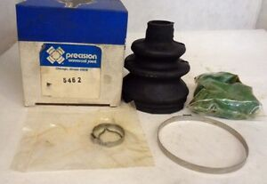 CV Joint Boot-Boot Precision Joints 5462