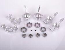 HSP RC 1/10 Model Car 02013 02014 02015Silver Upgrade Parts 102010 102011 102012