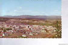 WHITEHORSE YUKON TERRITORY CANADA 1960 Panoramic View of Capital City VINTAGE