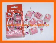 6 Disney`s Hello Kitty CinCin Party Popper- Knaller  Kinder Geburtstag Feuerwerk