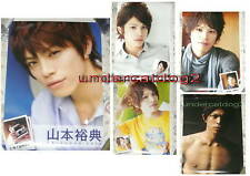 Yusuke Yamamoto 2010 Japan Official Calendar (8 pages)