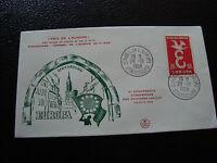 FRANCE - enveloppe 29/10/1958 (prix de l europe) (cy19) french