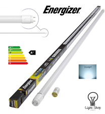 ENERGIZER T8 Led Tube - 5ft Retrofit T8 Replacement Starter Included S8915 6000k