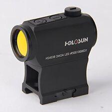 Holosun Rotpunktvisier HS403B mit Punktabsehen Zielfernrohr