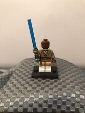 NEW Custom Minifigure Star Wars Mace Windu ARRIVES IN 2-4 DAYS