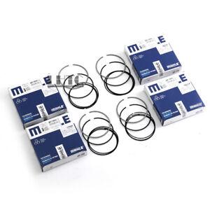 Piston Rings Set Mahle For Mercedes-Benz W204 W205 W212 X204 X253 C200 C180 M274