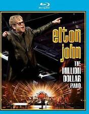 The Million Dollar Piano [Blu-ray], New DVD, Elton John, Elton John