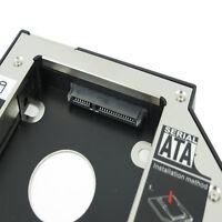 Caddy For HP ProBook 6560b 6565b 6570b NEW 12.7mm 2nd HDD SSD Hard Drive