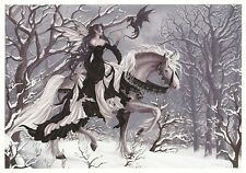 NEW Nene Thomas A CHANCE ENCOUNTER Limited Edition Fairy Print signed with LOA.