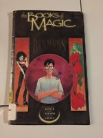 Books Of Magic Bindings TPB Ex Lib Vertigo Comics