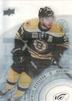 2014-15 Upper Deck Ice Hockey #30 Patrice Bergeron Boston Bruins