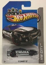 2013 Hot Wheels TREASURE HUNT HW CITY '10 CAMARO SS Police NIP C