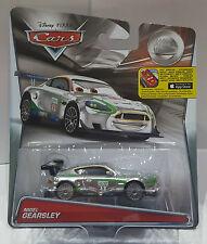 DISNEY Pixar Cars Silver Edition NIGEL GEARSLEY Nuovo/Scatola Originale