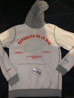 """Nike  """"De Lo Mio"""" Reversible Hoodie  Men's Size:S-2XL   AF1 Authentic"""