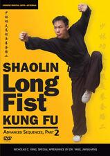 Shaolin Long Fist Kung Fu Advanced Sequences Part Two (2 DVD set) Nicholas Yang