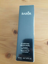 Babor Clarifying Black Pearl Peel.Off Maske 50 ml, neu und originalverpackt