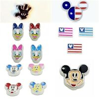 Buy 3, Get 2 *See Description* MICKEY MOUSE DAISY DUCK DISNEY Floating Charms