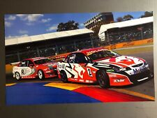 2005 Australian V8 Supercar Holden Picture / Print / Poster RARE!! Awesome L@@K