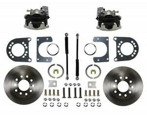 1962-77 Ford/Mercury Leed Brakes Rear Disc Brake Kit (plain rotors)