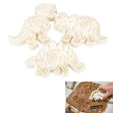 Dinosaur Shaped Cookie Biscuit Cutters Mold Home Kitchenware Decorative Tools
