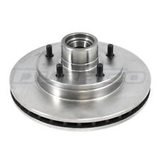 Disc Brake Rotor and Hub Assembly Front IAP Dura BR5530