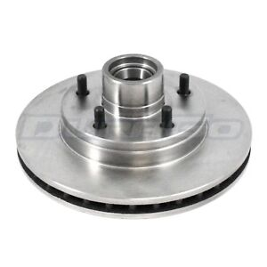 Disc Brake Rotor and Hub Assembly Front Auto Extra AX5530