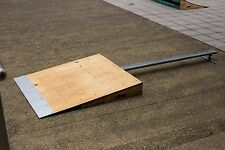 150mm Wedge Ramp ( Skate / Scooter / BMX / Ramps / Jump )