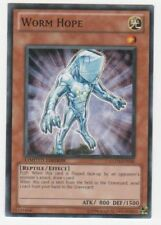 Yugioh! Worm Hope - GLD3-EN036 - Common - Limited Edition Near Mint, English