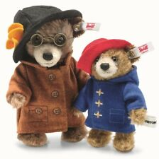 Steiff Aunt Lucy and Paddington - mini teddy bear limited edition set - 690501