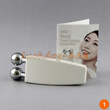 Ionic Anti-aging Facial Toning Device Microcurrent Face Lifting Beauty Machine