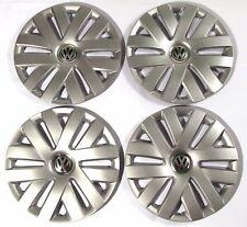 X Original VW Radzierblenden NUR FÜR POLO!!! 15 Zoll Satz=4 Stück 6R0601147C