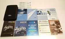 2010 FORD F-150 OWNERS MANUAL REGULAR CAB EXTENDED CAB CREW CAB LONG SHORT BED