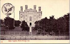 postcard State Capitol, Baton Rouge, La.