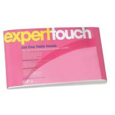 2 Pack! Opi Expert Touch Lint Free Table Towels - 90 Sheets