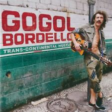 Trans-Continental Hustle - Gogol Bordello (2013, Vinyl NIEUW)2 DISC SET