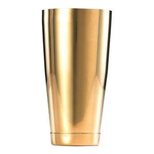 Mercer Barfly 28oz Shaker/Tin | Gold Plated