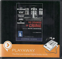 The Sounds Of Crime Playaway Digital MP3 Audio Book Billingham McDermid James
